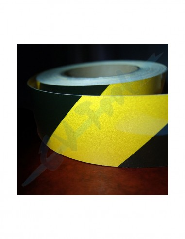 Cinta reflectante adhesiva N/A 5 cm x...