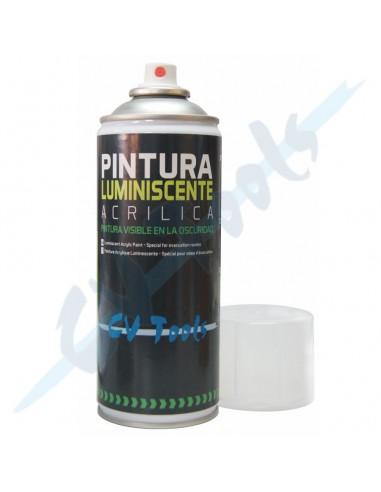 Spray pintura Luminiscente 400 ml