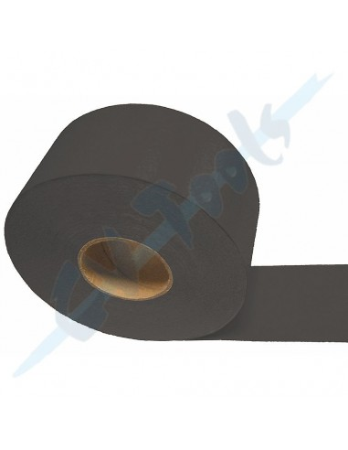Cinta adhesiva negra suelo marcación...