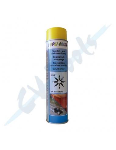 Spray 600 ml. Line Marker amarillo