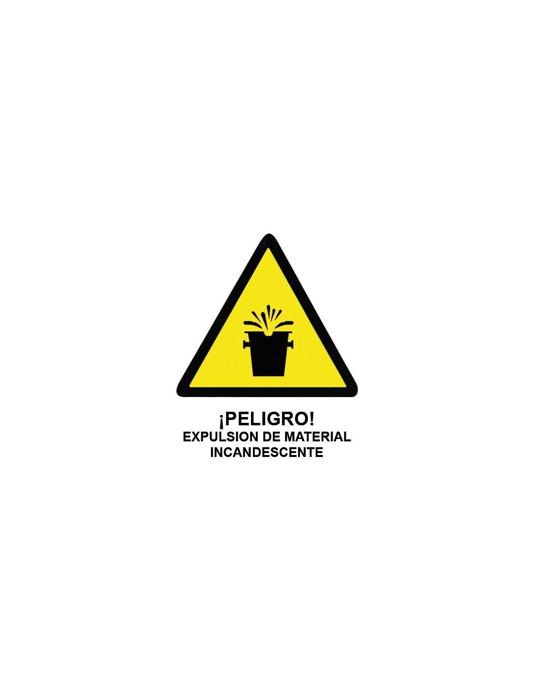 Señal De Localización: ¡Peligro! Riesgo Biologico