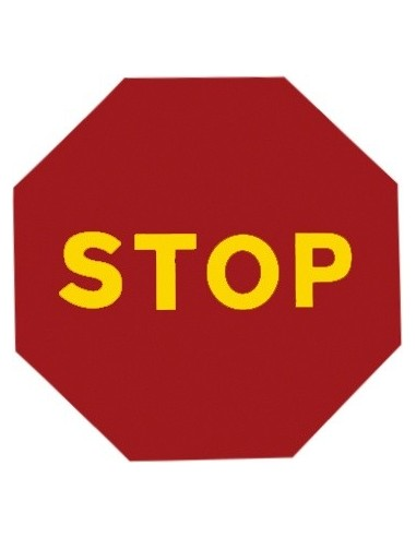 Señal bolsa Stop