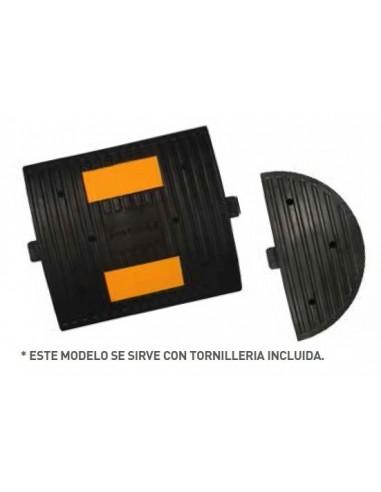 Reductor Velocidad Caucho 30x33x4 cm...