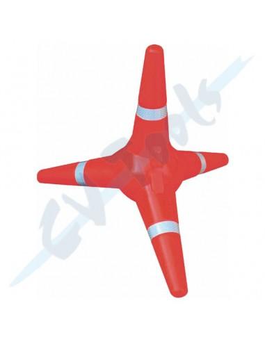 Tetrápodo de 50 cm de señalización