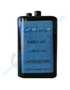 Batería para baliza 6v 4R25...